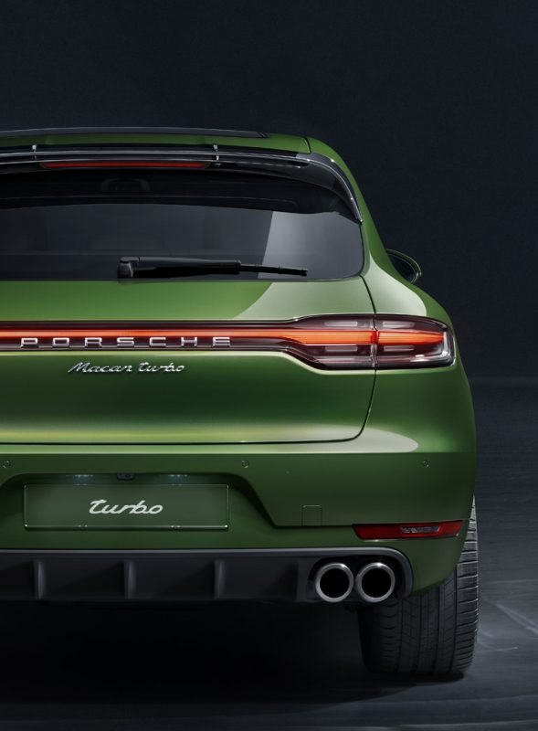 Macan Turbo 2019