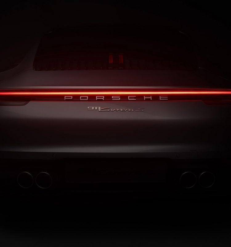 911/992 Carrera Modelle 2019