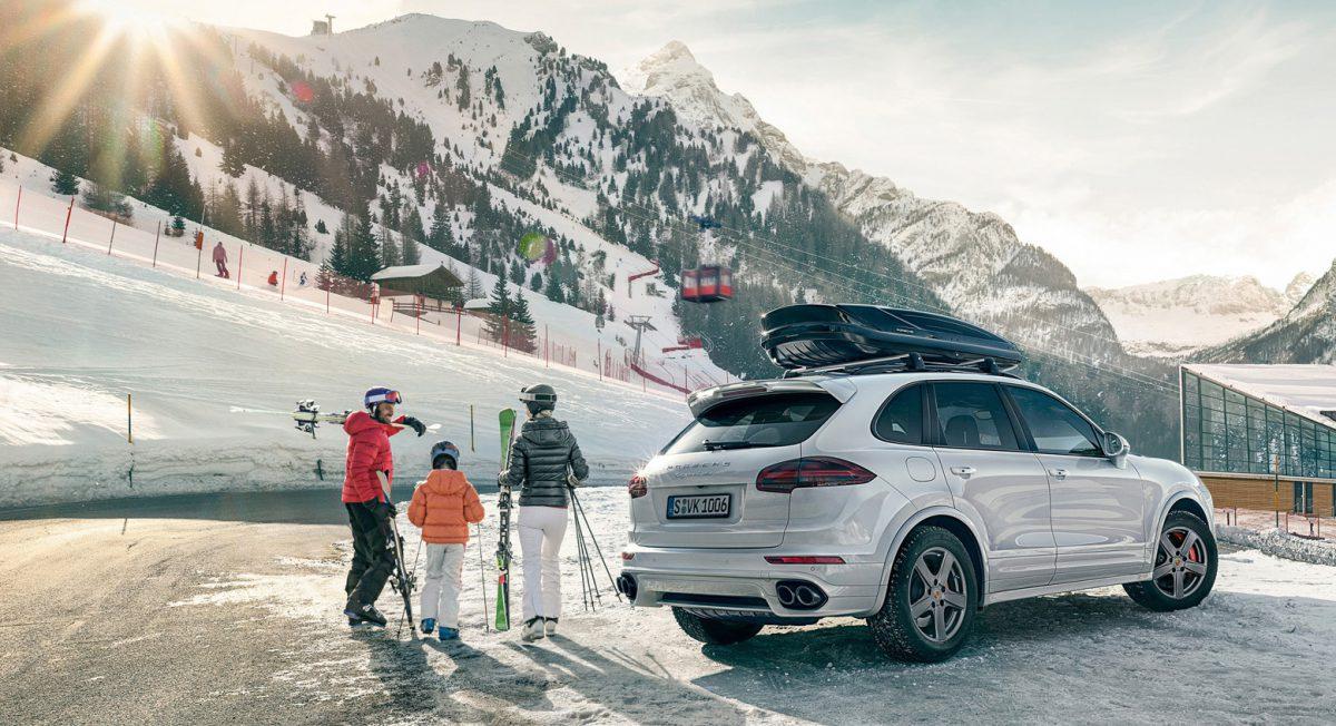 Tequipment Winter Cortina d'Ampezzo 2016