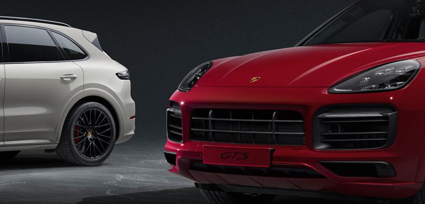 Cayenne GTS 2020