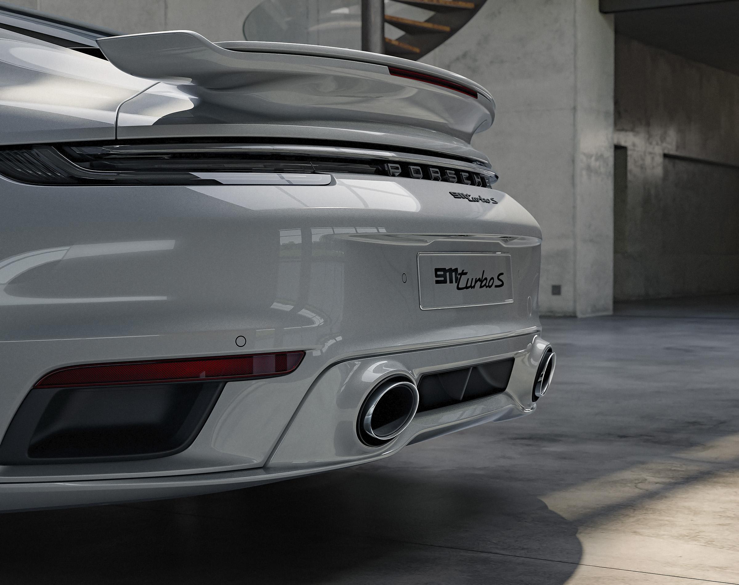 Porsche Tequipment – 2020