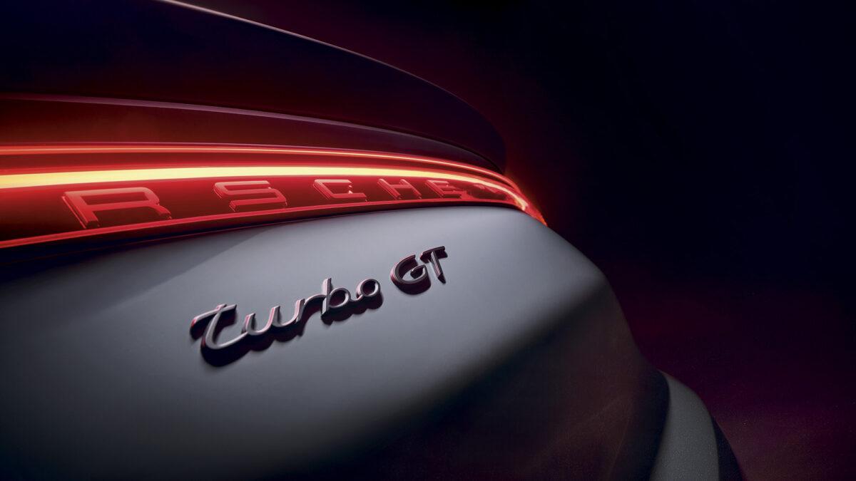 Cayenne Turbo GT 2020